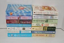 Large Lot of 14 Fern Michaels Novels Plain Jane Charming Lily The Guest List