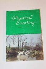 PRACTICAL EVENTING by Sally O'Connor 1980 Horse Training Book Illustrated 1st Pr