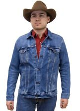 NEW NWT Levis Men's 72334-0224 The Hype-Stretch Trucker Blue Jacket $90