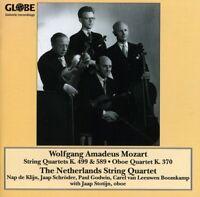 W.a. Mozart - String Quartets [New CD]