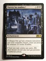 Ouvrez les tombes   MTG Magic Francais