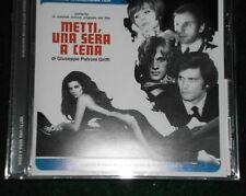 Ennio Morricone METTI, UNA SERA A CENA OST Japanese CD -  1st expanded Edition