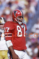 1972 Claude Humphrey ATLANTA FALCONS - 35mm Football Slide