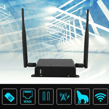 300Mbps Industrial 2.4GHz Wireless WiFi Router W/ SIM Card Slot 802.11a/b/g/n/ac