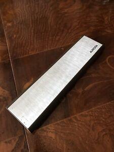 Penna in acciaio Thesi Aurora design Marco Zanuso anni 70 con scatola originale