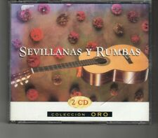 (HP152) Sevillanas Y Rumbas, Coleccion Oro - CD set