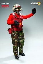 Very Hot US NAVY FLIGHT DECK CREW Ordnancemen Set 1/6 IN STOCK