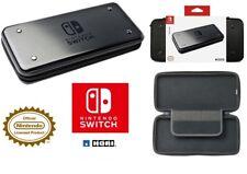 HORI AlumiCase Metal Vault Case for Nintendo Switch