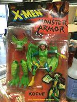 1997 ToyBiz X-Men Monster Armor Rogue Action Figure Marvel