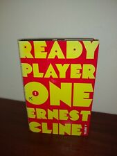 Ready Player One Ernest Cline 1st Hardcover