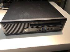 HP EliteDesk 800 G1 USDT Intel Core i5-4690S 3.2GHz 4GB RAM 500GB HDD NO OS