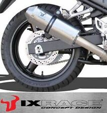 Pot d'échappement IXRACE X-pure Full Inox BMW F800 R 2009 2014  Homologué PZ5094