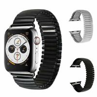 Elastic Stretch Steel Strap Band Strap for Apple Watch Series 1 / 2 / 3 / 4 / 5
