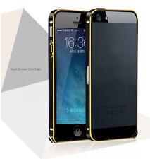Luxury Slim Aluminum Hard Metal Bumper Blade Stripe Frame Case for Iphone 5 5S