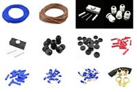 4TRADE PRODUCTS - PVC SLEEVING DOORBELL ELECTRICAL CONNECTORS TERMINALS GROMMETS
