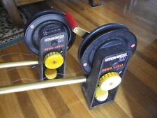 A pair of Penn  Fathom Master 600 manual downrigger 2 Fishing Downriggers