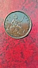 Great Britain Penny 1863  XF