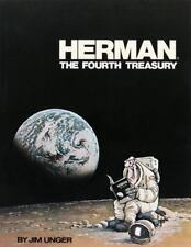 Herman: The Fourth Treasury, , Unger, Jim, Good, 1984-01-01,