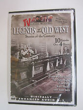 Legends of the Old West: VOL. 4 (DVD,2004)- Frank & Jesse James BRAND NEW SEALED