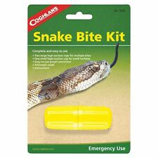 Coghlan's Snake Bite Kit Lymph Constrictor Emergency Venom Suction First-Aid