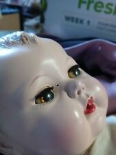 Vintage Cute 1950s American Character Tiny Tears Doll 12 Inches