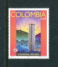 Colombia 1252, MNH, Colpatria Bank 50th Ann. 2005. x29853