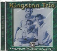 KINGSTON TRIO - Tom Dooley - 25 Tracks - Brand NEW - CD