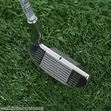 PGM Profesional Golf Doble lado Triturador Inoxidable Cabeza De Acero Chipping