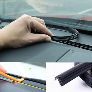 1.6M Car Dashboard Edge Gap Filling Sealing Strip Rubber Universal