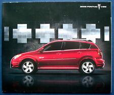 Prospectus brochure 2006 Pontiac Vibe (USA)