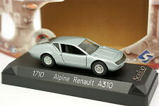 Solido 1/43 - Alpine Renault A310 Grise