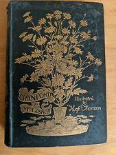 New listing Cranford by Gaskell (1892 Macmillan)