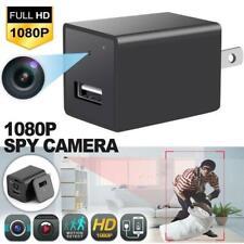 1080P HD Hidden Camera USB Wall Charger Adapter Video Security Camera N0C2