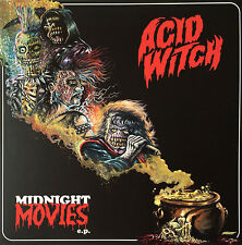 ACID WITCH 12' MIDNIGHT MOVIES PENTAGRAM CIANIDE ELECTRIC WIZARD WINDHAND SLEEP