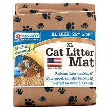 Cat Litter Mat, Extra Large, Machine Washable & Dryable Non Slip Footing, Ta