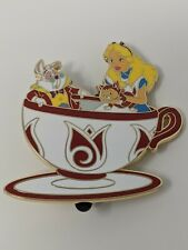 Alice In Wonderland Mad Tea Party Wdi Walt Disney Imagineering Le250 Pin