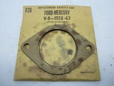 58-63 Ford Mercury 312 332 352 390 Water Outlet Gaskets (4) STANT A26
