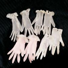 Asis Vintage 1950S Ladies Dress Gloves Lot Of 4 Pairs