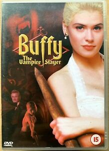 Buffy the Vampire Slayer DVD 1992 Movie Film with Kristy Swanson + Luke Perry