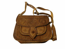 Handcrafted Moroccan Leather Bag Purse Clutch wallet