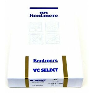 Kentmere VC Glossy 5x7 - 100 Pack - BRAND NEW