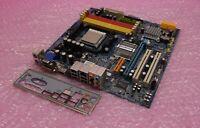 Gigabyte GA-MA69GM-S2H Socket AM2 VGA DVI HDMI DDR2 Motherboard and Backplate
