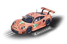 "TOP Tuning Carrera Digital 132 Porsche 911 RSR ""Fucsia Maiale N. 92"" come 30964"