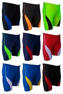 CHEX Fitness Beijing Lycra Compression Shorts Mens Training Work Out Running