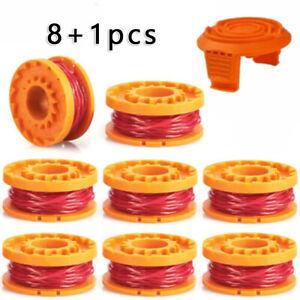 For Worx WG154 WG163/WG180 WG175 WG155 WG151 Parts Trimmer Spool Line Tools New