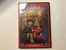 Superbook Explorer Volume 1 (DVD, 2016)