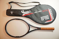 NEW DUNLOP MAX COMPETITION PLUS POWER BLOCK ADJUSTABLE TENNIS RACKET 4 1/2 SL4