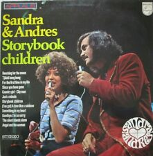 SANDRA & ANDRES - STORYBOOK CHILDREN - LP