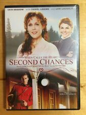 When Calls the Heart Second Chances DVD 2014 Movie 4 Erin Krakow Daniel Lissing