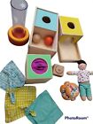 Lovevery+Play+Kit+Wooden+Toys+Montessori+Aligned+Newborn+Infant+Toddler+Toy+Lot
